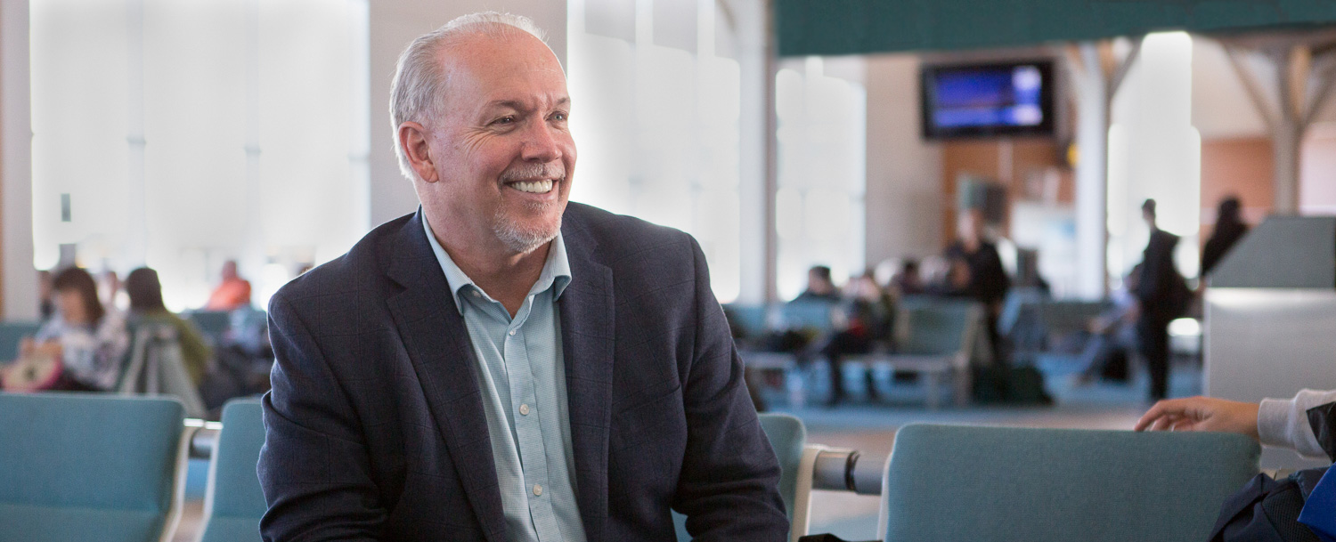 John Horgan A Proven Champion For People